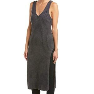 Free People Emmy Ribbed Midi Sweater Dress